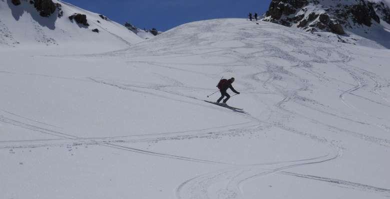 corso di scialpinismo
