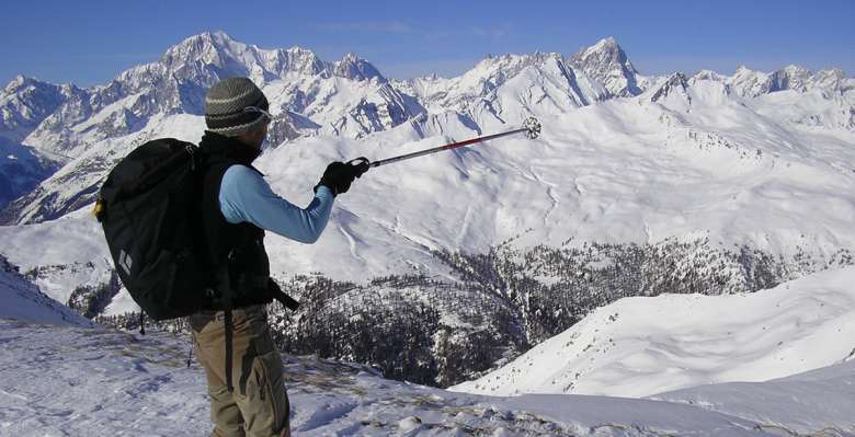 Guida alpina Roberto Pavesi