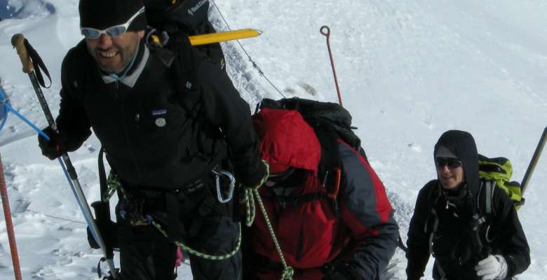 Verso la cima del Grignone