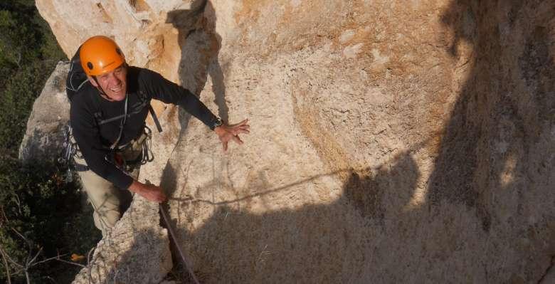 "Arrampicare a Finale Ligure: sulla ""Via lunga"" al Bric Pianarella"